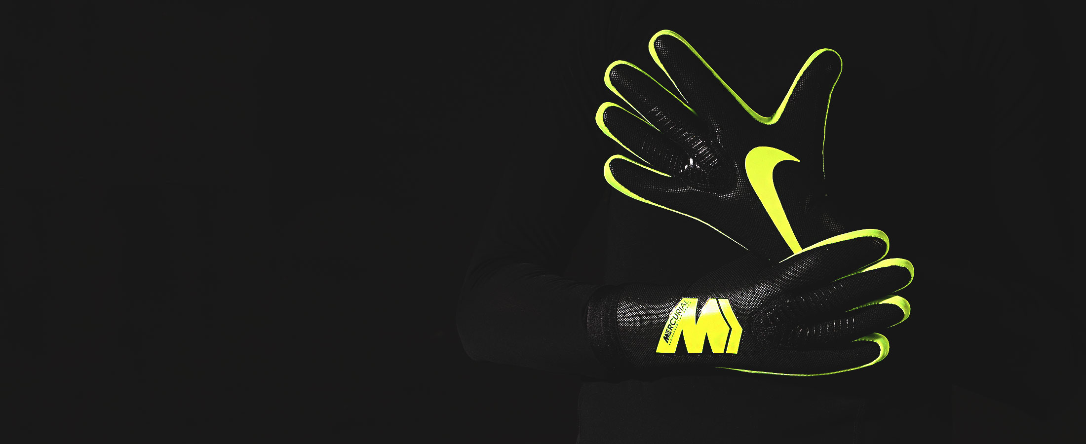 Nuevos guantes de portero Nike Mercurial Touch Elite