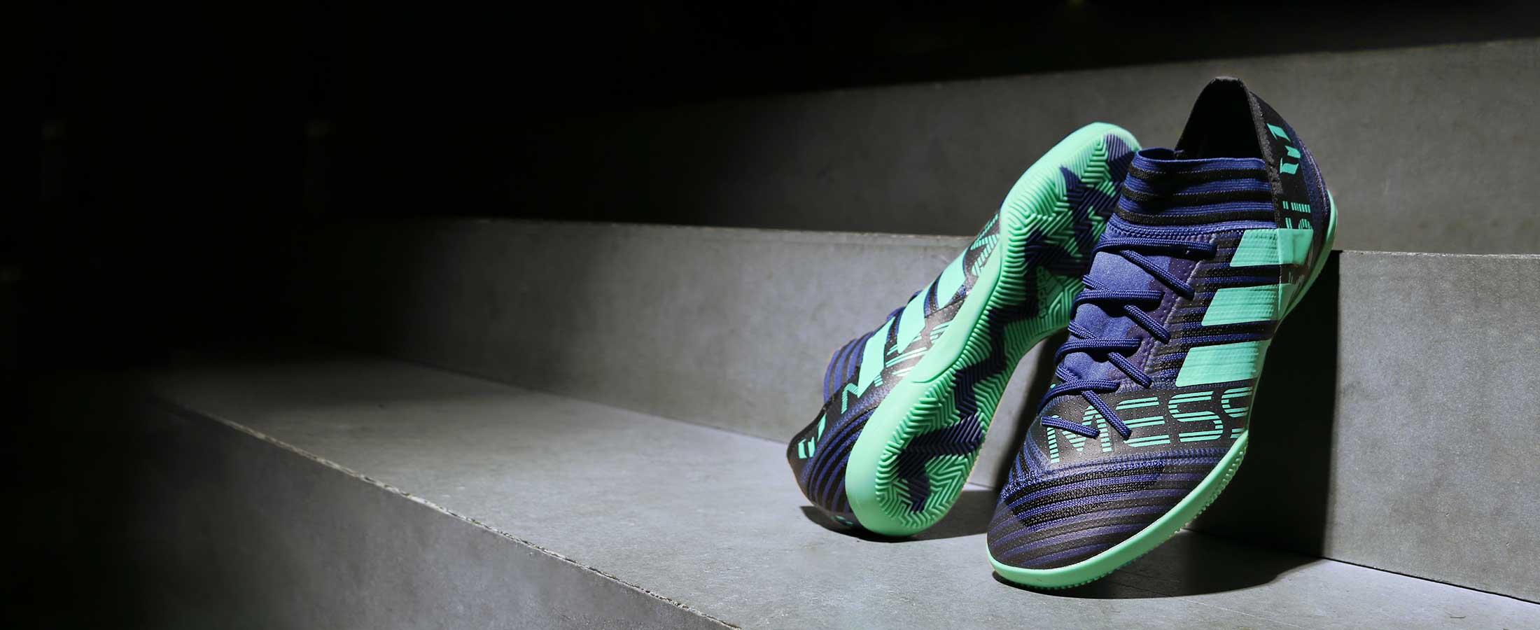 Zapatillas de fútbol sala adidas Messi