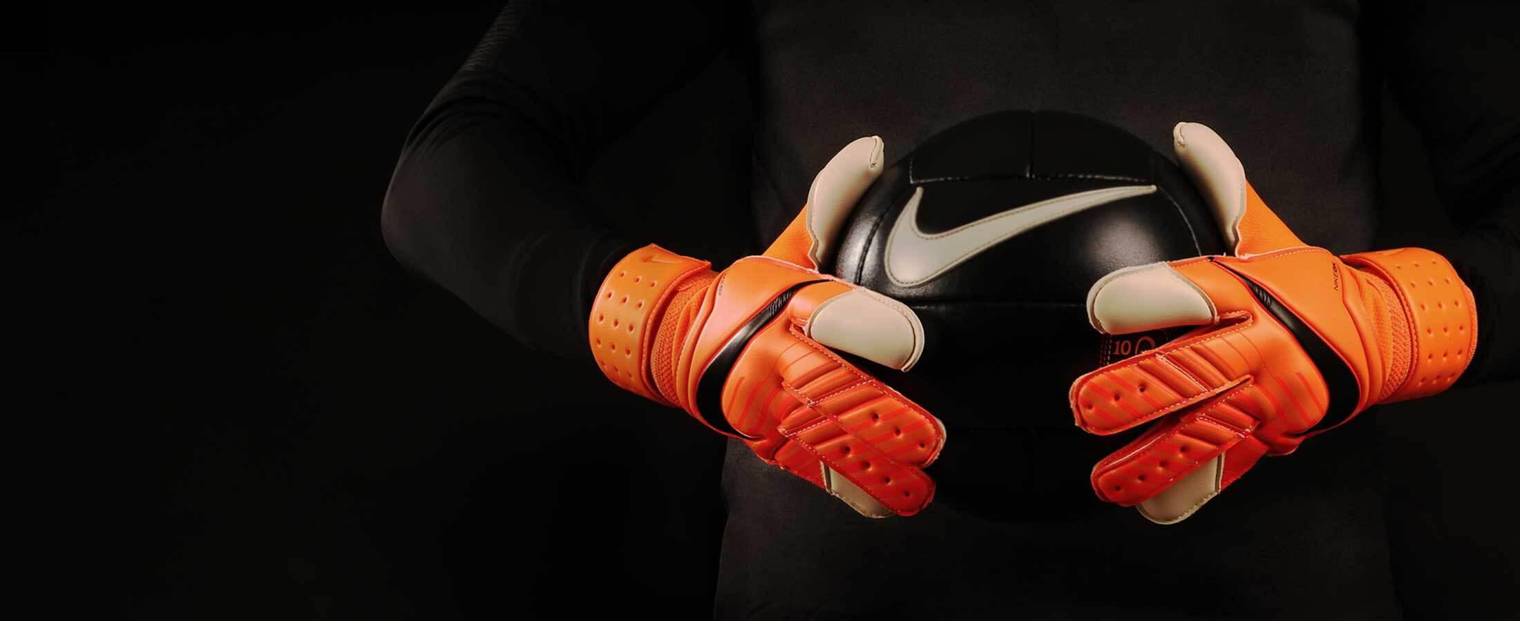 Guantes de portero Nike Fast Af