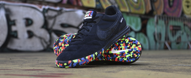 Las nuevas botas de fútbol sala Nike Premier Joga tv