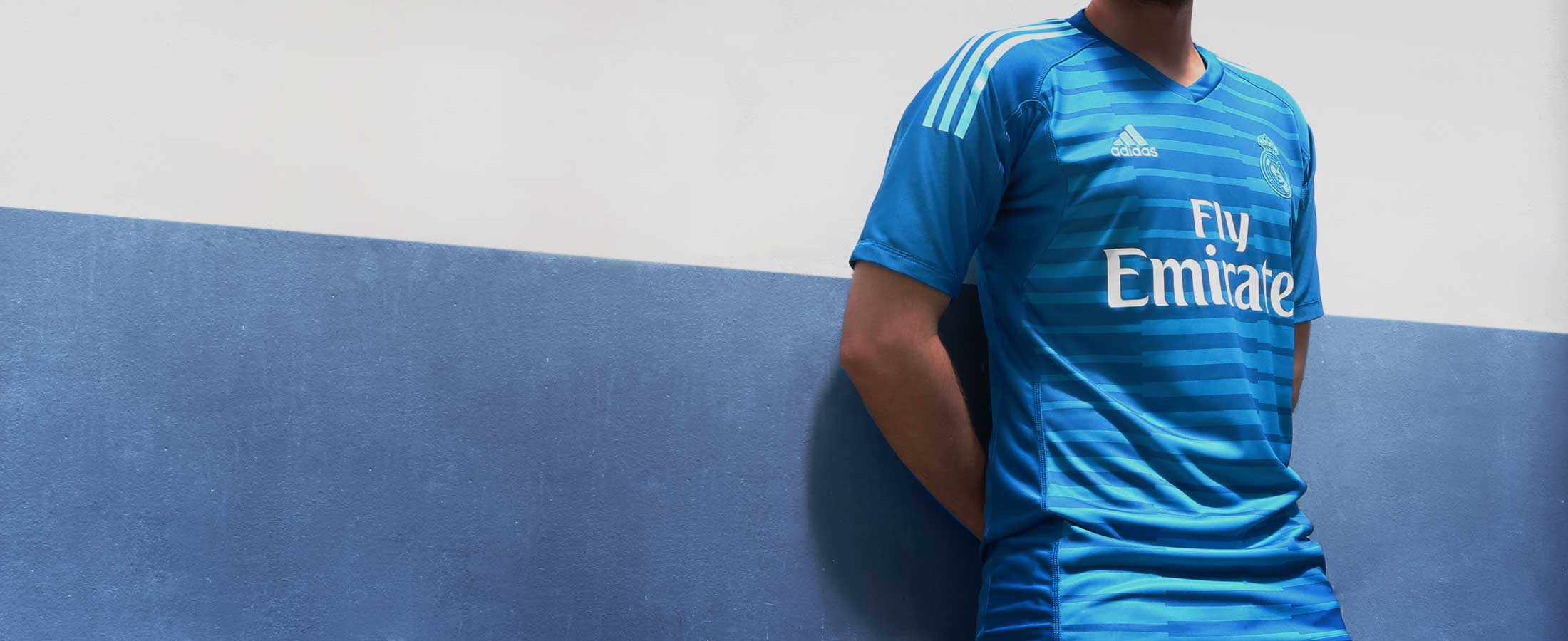 Equipaciones oficiales de portero del Real Madrid