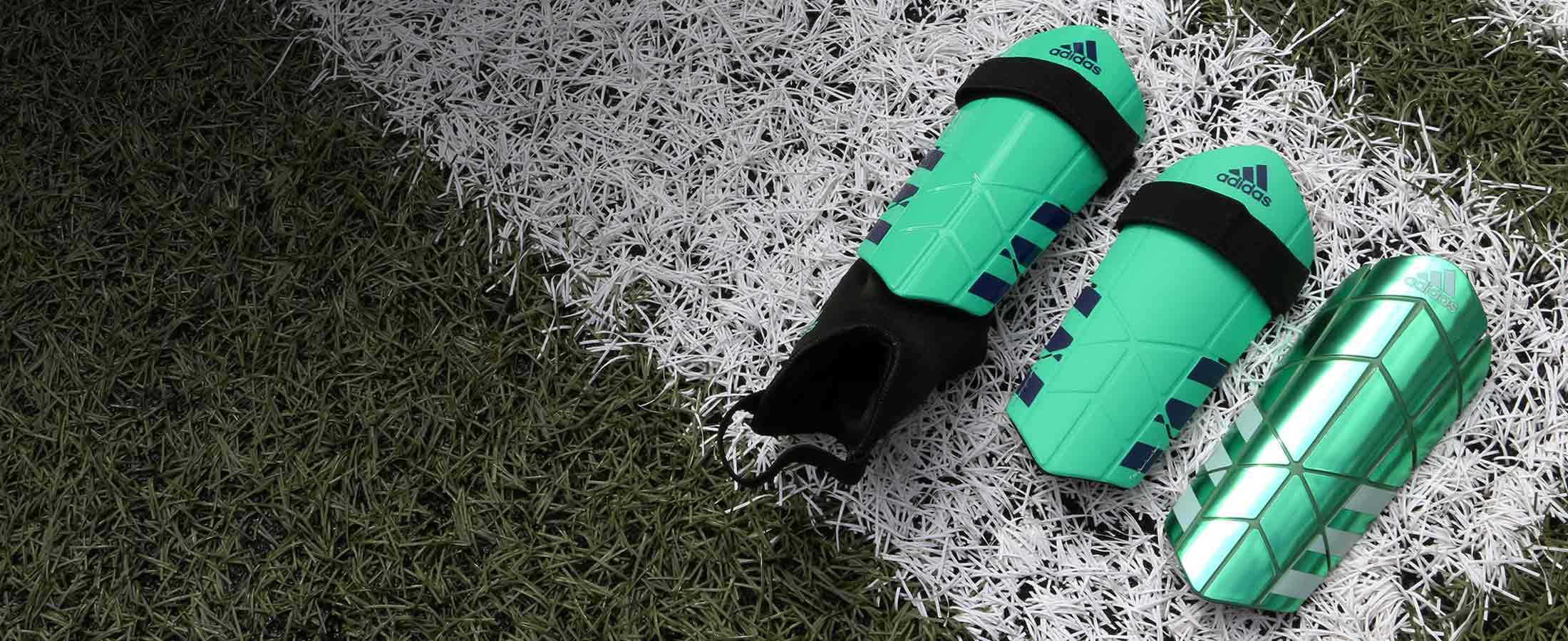 Espinilleras de fútbol adidas