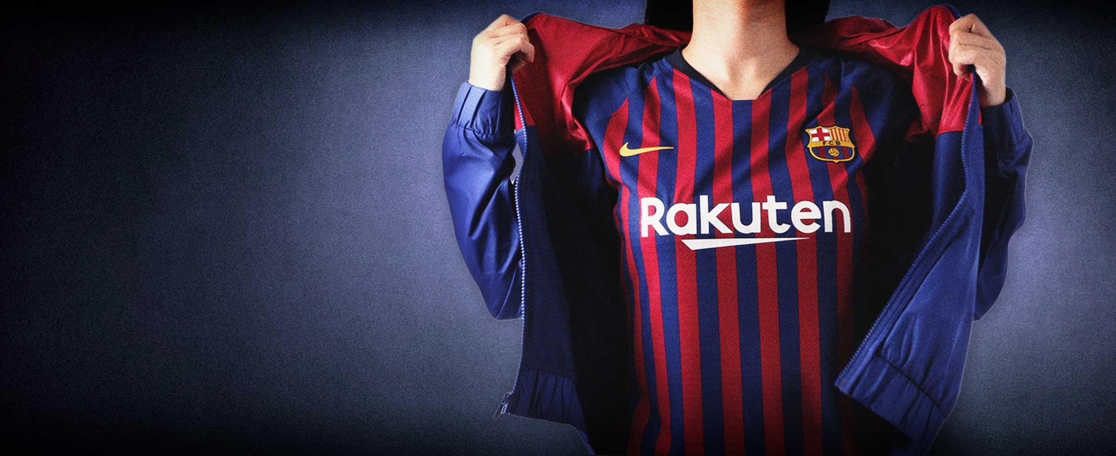 Ropa oficial de mujer del FC Barcelona
