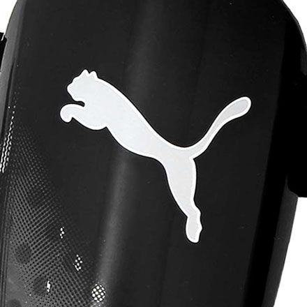 Espinilleras de fútbol marca Puma