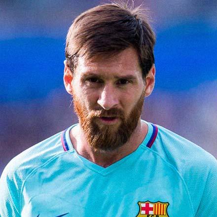Botas fútbol Messi