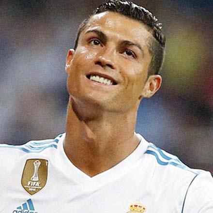 Botas fútbol Ronaldo