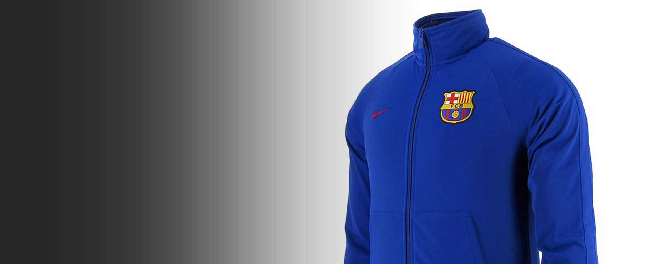 Chaquetas oficiales del FC Barcelona