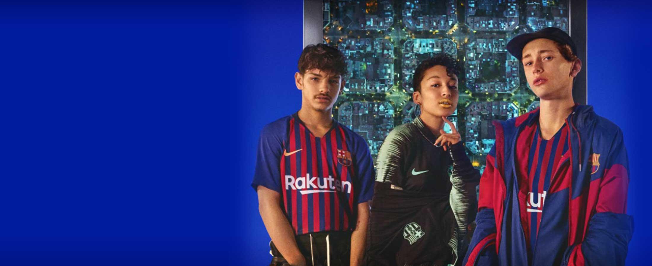 Tienda oficial del FC Barcelona para niño