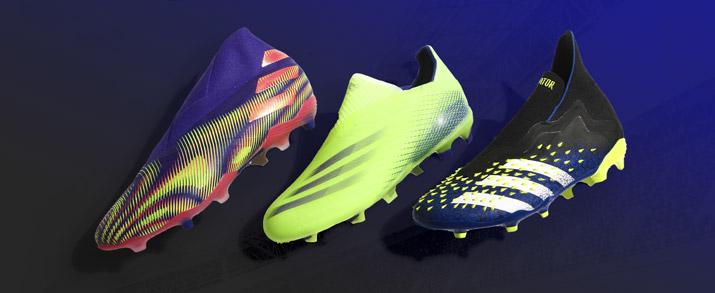 botas de fútbol adidas 2021 coleccion superlative pack