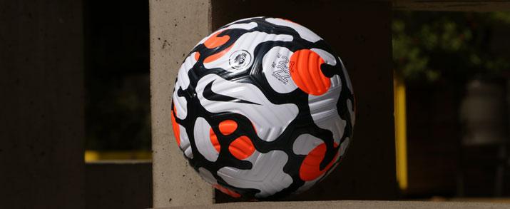 Balón Premier League temporada 2021 2022