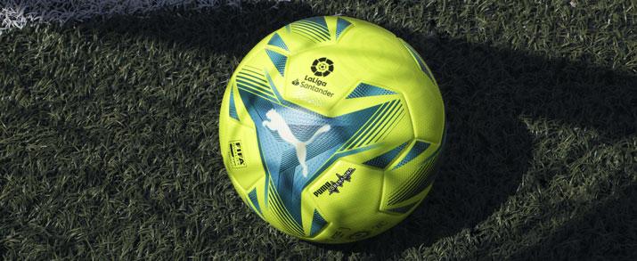 Pelotas de fútbol marca puma