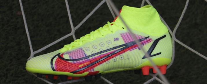 botas de fútbol Nike Mercurial en futbolmania