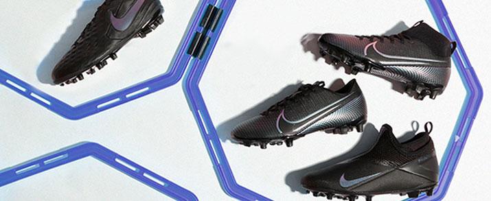 Últimas botas de fútbol Nike para niño