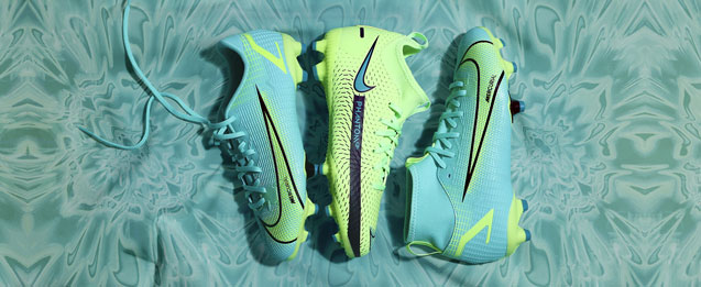 Últimos modelos de botas fútbol Nike 2021 para niño