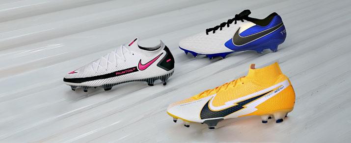 Últimos modelos de botas fútbol Nike Daybreak pack