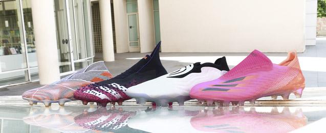 botas de fútbol adidas, coleccion Superspectral Pack