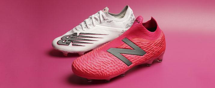 botas de fútbol New Balance Furon y Tekela 2021