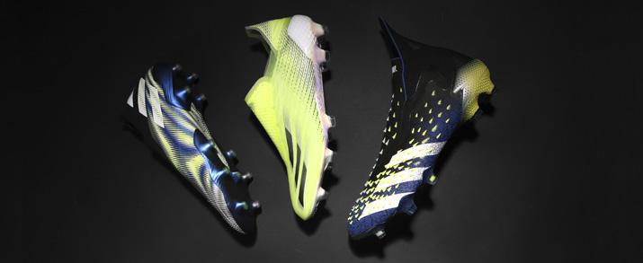 botas de fútbol adidas, coleccion Superlative Pack