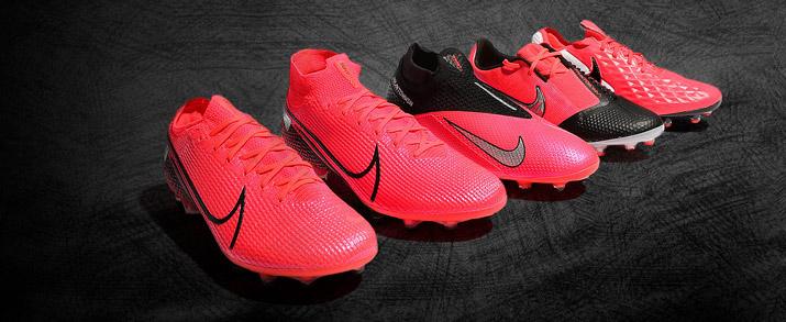 botas fútbol Nike nuevos modelos