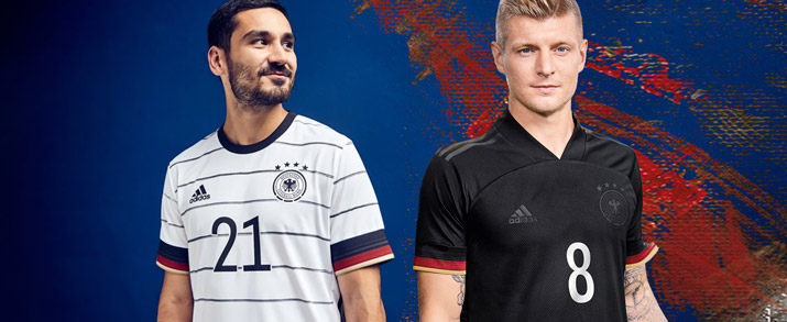 Equipación Alemania