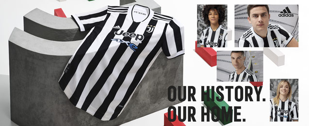 Camiseta primera equipacion Juventus 2021 2022