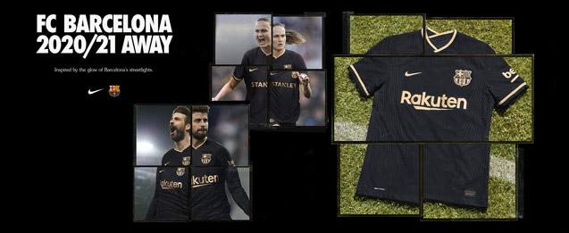 Encuentra las nuevas equipaciones del FC Barcelona, para la temporada 2020 - 2021, todo lo que necesitas lo encuentras en futbolmania.
