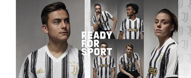 Camiseta Juventus primera equipación 2021