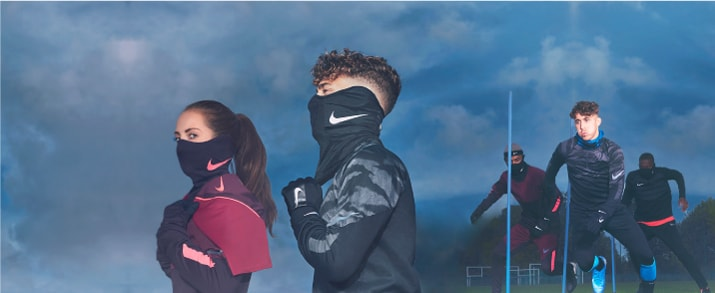 ropa de entrenamiento de invierno marca Nike