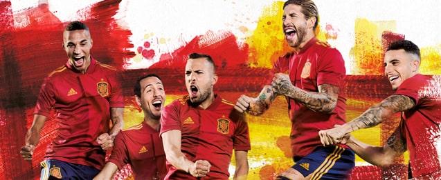 Equipación España