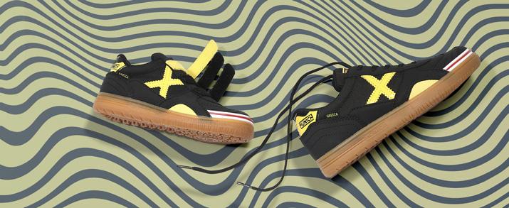 Zapatillas fútbol sala Munich niño