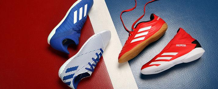 Zapatillas fútbol sala Adidas colección Mutator Pack